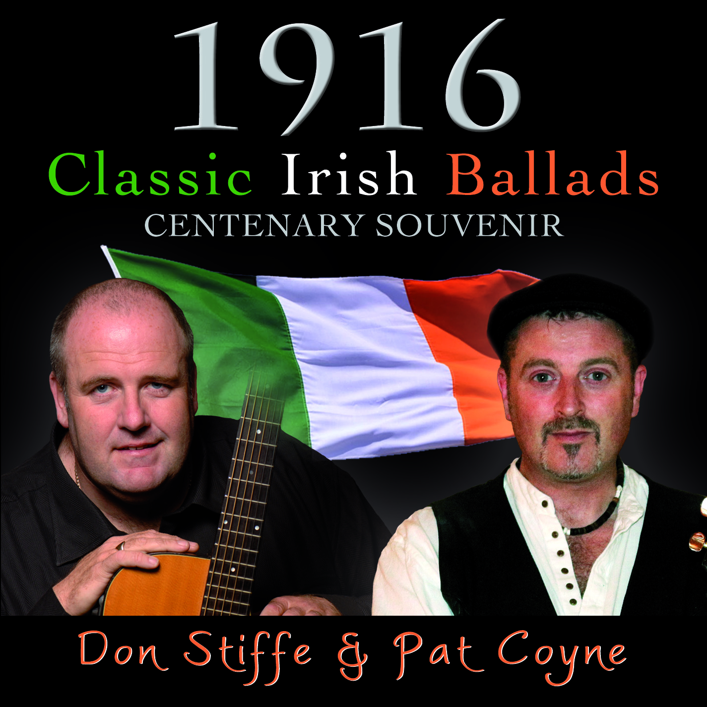 Classic Irish Ballads 1916 - Don Stiffe